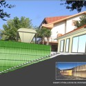 Eternal restyling of a villa Frosinone (taly)